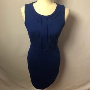 Banana Republic Navy Blue Dress